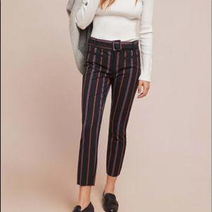 Anthropologie Essential Slim Trouser
